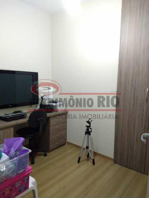 6 - Apartamento, Penha Circular, 2 quartos + dependência completa, varanda, 1 vaga e financiando - PAAP23387 - 29