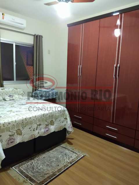 8 - Apartamento, Penha Circular, 2 quartos + dependência completa, varanda, 1 vaga e financiando - PAAP23387 - 8