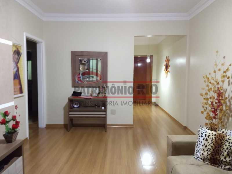 11 - Apartamento, Penha Circular, 2 quartos + dependência completa, varanda, 1 vaga e financiando - PAAP23387 - 24