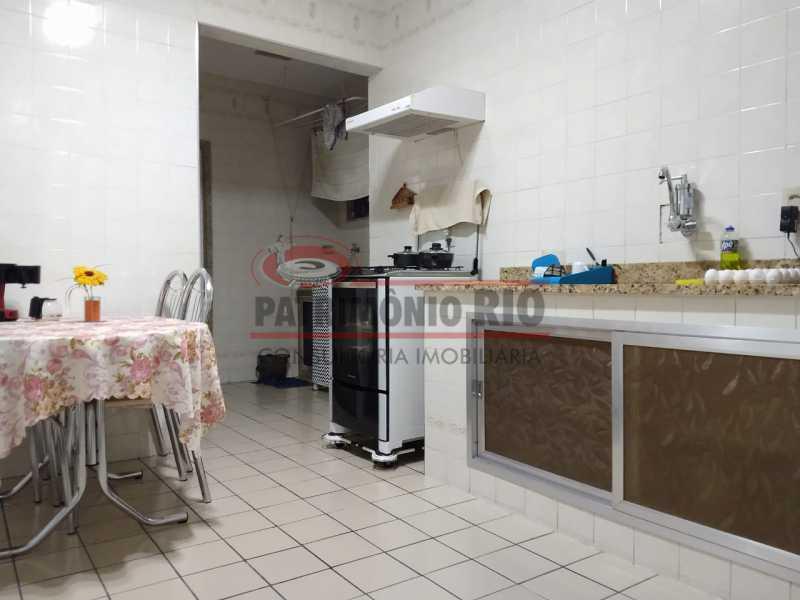 12 - Apartamento, Penha Circular, 2 quartos + dependência completa, varanda, 1 vaga e financiando - PAAP23387 - 28