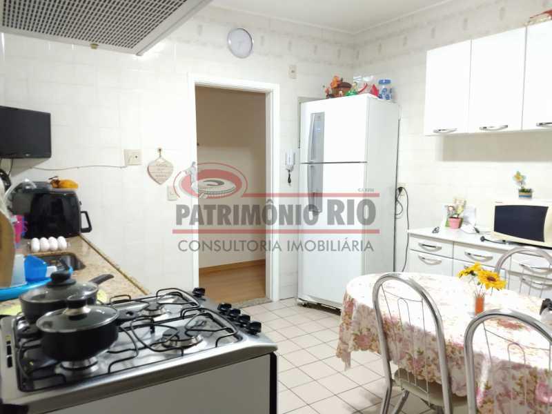 13 - Apartamento, Penha Circular, 2 quartos + dependência completa, varanda, 1 vaga e financiando - PAAP23387 - 17