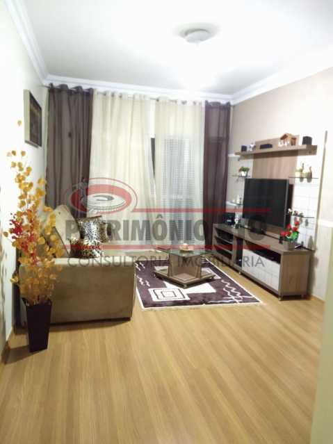 14 - Apartamento, Penha Circular, 2 quartos + dependência completa, varanda, 1 vaga e financiando - PAAP23387 - 4