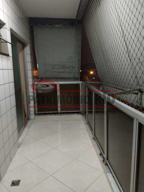 16 - Apartamento, Penha Circular, 2 quartos + dependência completa, varanda, 1 vaga e financiando - PAAP23387 - 6