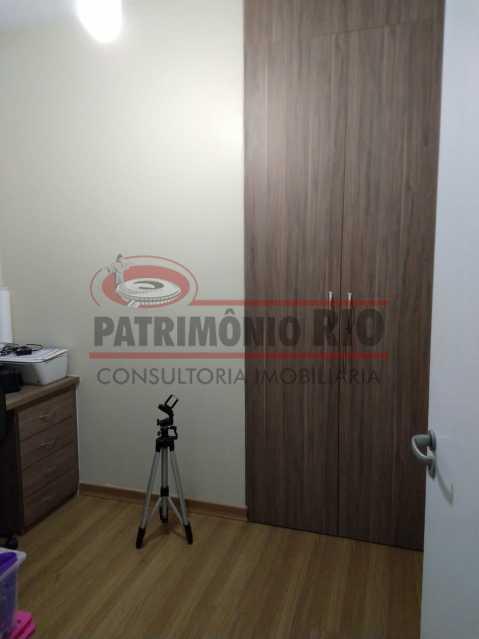 18 - Apartamento, Penha Circular, 2 quartos + dependência completa, varanda, 1 vaga e financiando - PAAP23387 - 20