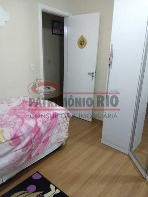22 - Apartamento, Penha Circular, 2 quartos + dependência completa, varanda, 1 vaga e financiando - PAAP23387 - 15