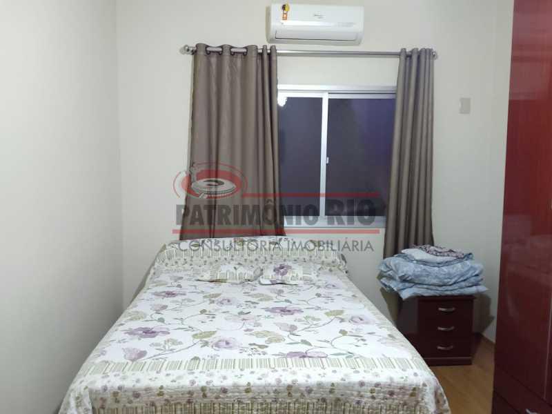 23 - Apartamento, Penha Circular, 2 quartos + dependência completa, varanda, 1 vaga e financiando - PAAP23387 - 9