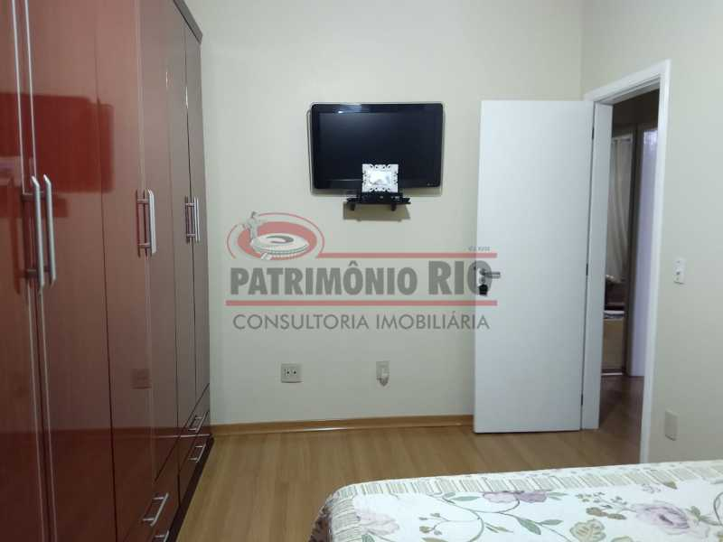 24 - Apartamento, Penha Circular, 2 quartos + dependência completa, varanda, 1 vaga e financiando - PAAP23387 - 10