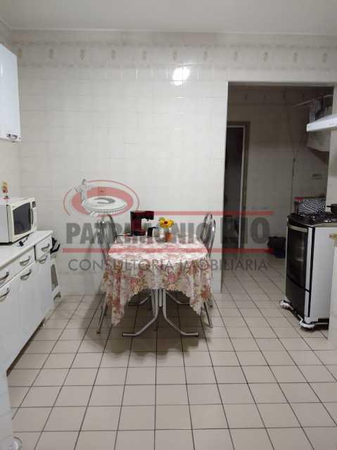 27 - Apartamento, Penha Circular, 2 quartos + dependência completa, varanda, 1 vaga e financiando - PAAP23387 - 27