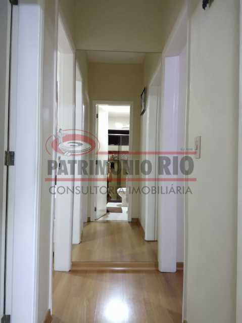28 - Apartamento, Penha Circular, 2 quartos + dependência completa, varanda, 1 vaga e financiando - PAAP23387 - 7
