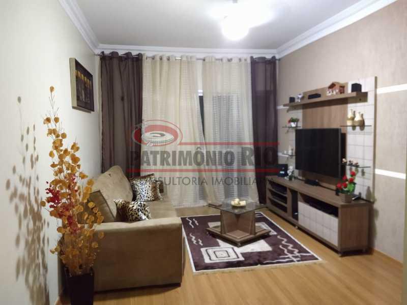 29 - Apartamento, Penha Circular, 2 quartos + dependência completa, varanda, 1 vaga e financiando - PAAP23387 - 23