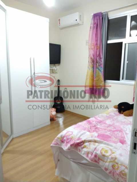índice - Apartamento, Penha Circular, 2 quartos + dependência completa, varanda, 1 vaga e financiando - PAAP23387 - 13