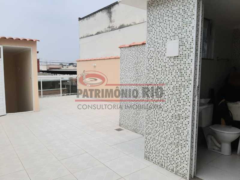 WhatsApp Image 2019-11-11 at 4 - Casa Triplex Irajá - toda modernizada - PACA20504 - 20