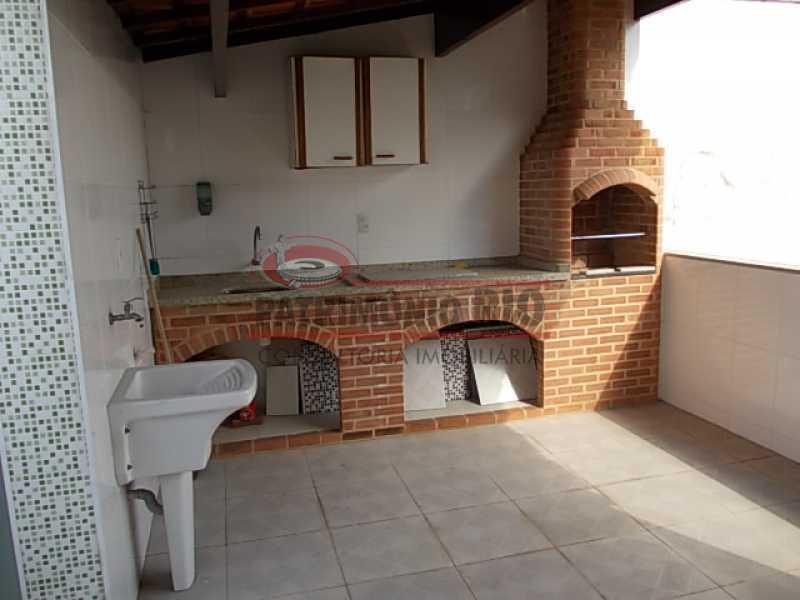 DSCN0002 - Casa Triplex Irajá - toda modernizada - PACA20504 - 7