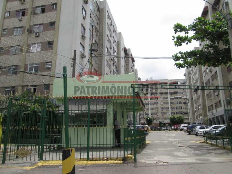 IMG_6171 - Apartamento 2quartos com garagem Tomas Coelho - PAAP23399 - 23