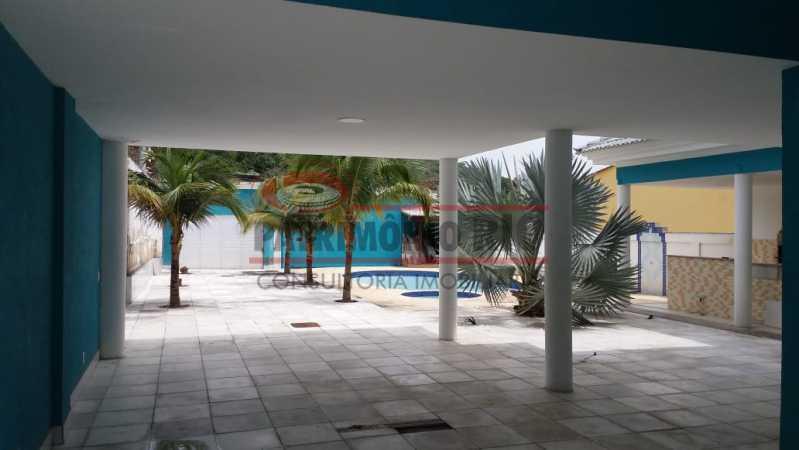 5 - Area Externa 5 - Copia. - Casa Cinematográfica na Praça Seca - PACN50006 - 12