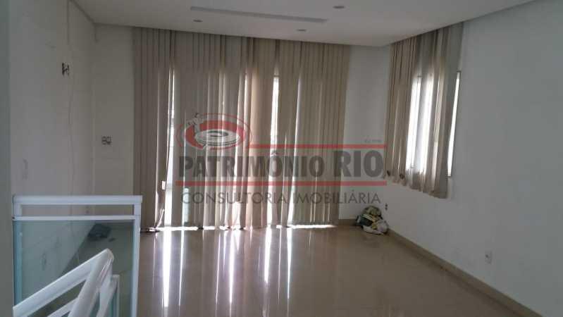 8 - Sala de Tv segar 2. - Casa Cinematográfica na Praça Seca - PACN50006 - 20