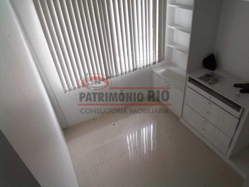 14 - suítes 1. - Casa Cinematográfica na Praça Seca - PACN50006 - 26