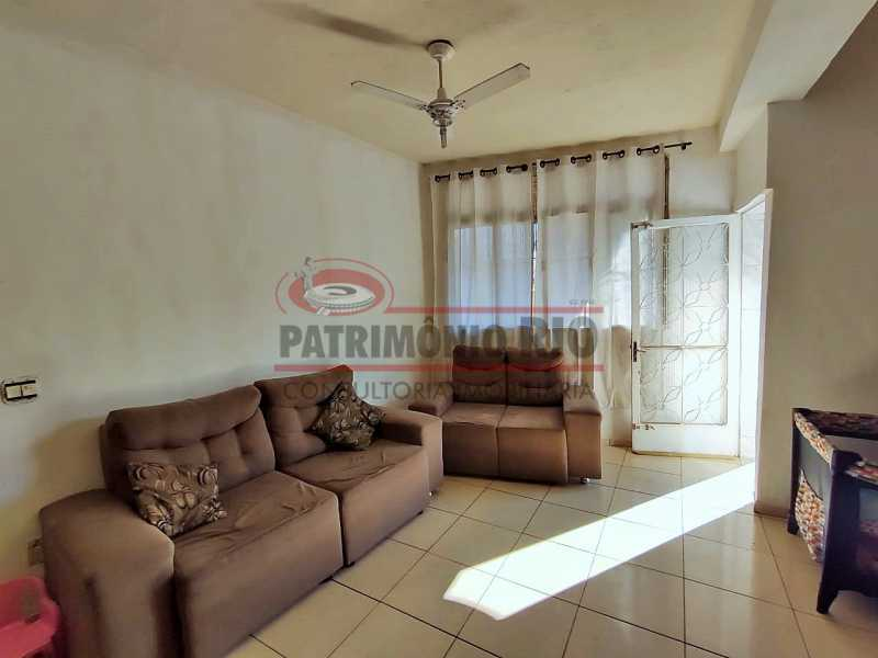 6 2 - Excelente Casa linear 03 Quartos,02 vagas,Quintal - Próximo a Avenida Brás de Pina. - PACA30454 - 7