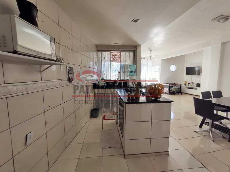 14 - Excelente Casa linear 03 Quartos,02 vagas,Quintal - Próximo a Avenida Brás de Pina. - PACA30454 - 14