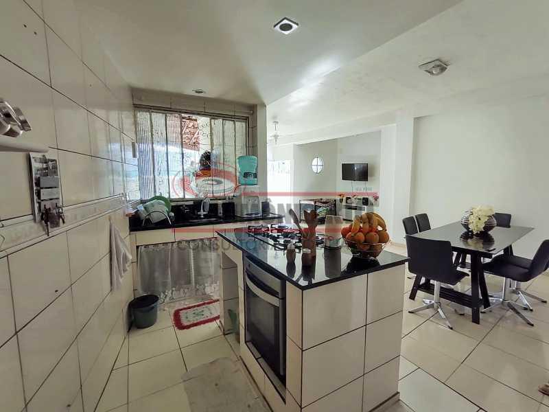 15 - Excelente Casa linear 03 Quartos,02 vagas,Quintal - Próximo a Avenida Brás de Pina. - PACA30454 - 15