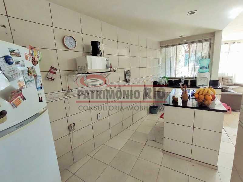 18 - Excelente Casa linear 03 Quartos,02 vagas,Quintal - Próximo a Avenida Brás de Pina. - PACA30454 - 18