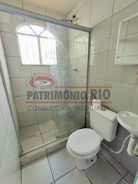 26 - Excelente Casa linear 03 Quartos,02 vagas,Quintal - Próximo a Avenida Brás de Pina. - PACA30454 - 26