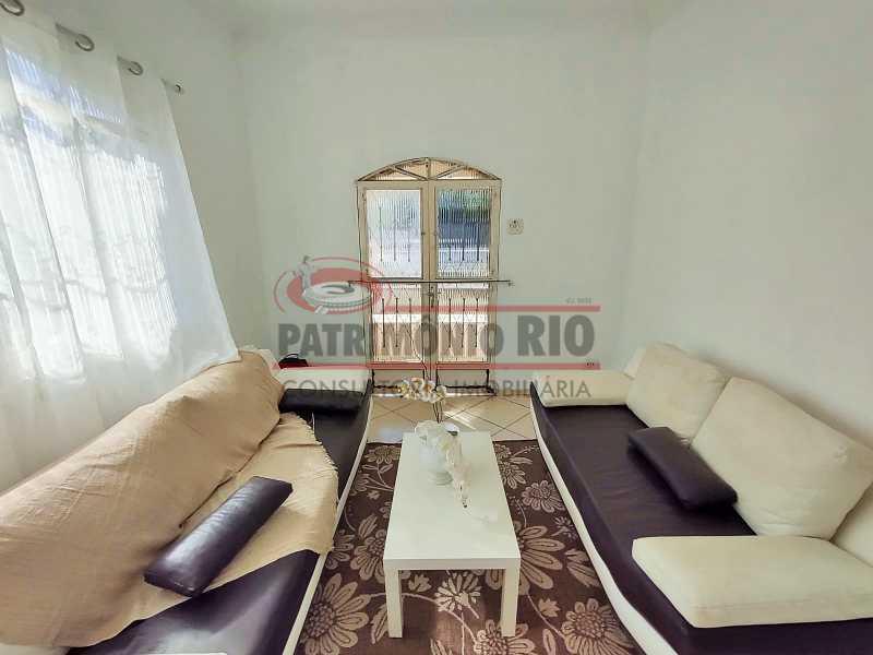 29 2 - Excelente Casa linear 03 Quartos,02 vagas,Quintal - Próximo a Avenida Brás de Pina. - PACA30454 - 29