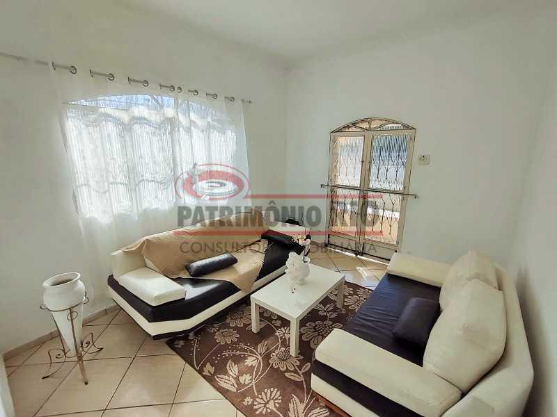 34 - Excelente Casa linear 03 Quartos,02 vagas,Quintal - Próximo a Avenida Brás de Pina. - PACA30454 - 31