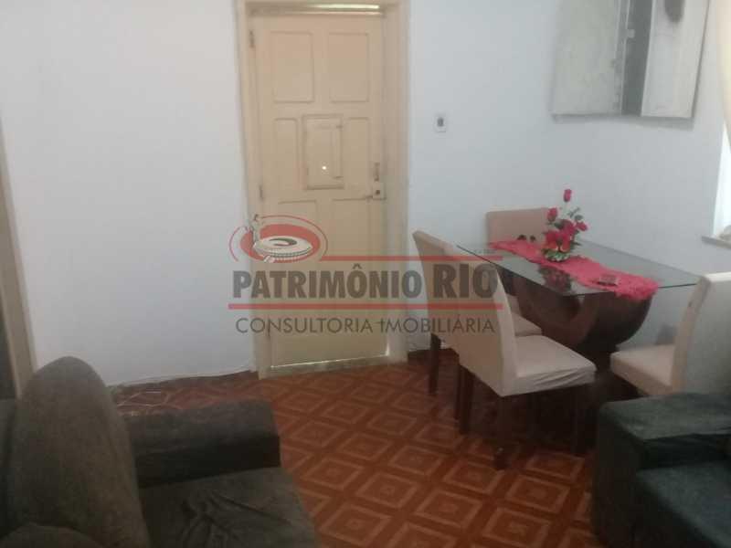22 - Boa Casa na Penha, frente de Rua, com 2quartos e pequeno quintal na frente e nos fundos - PACA20508 - 23