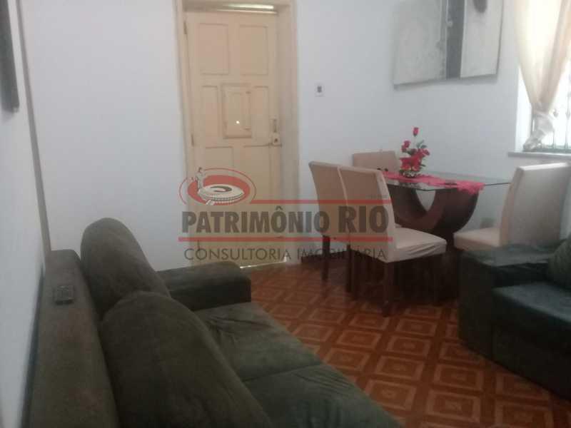 24 - Boa Casa na Penha, frente de Rua, com 2quartos e pequeno quintal na frente e nos fundos - PACA20508 - 25