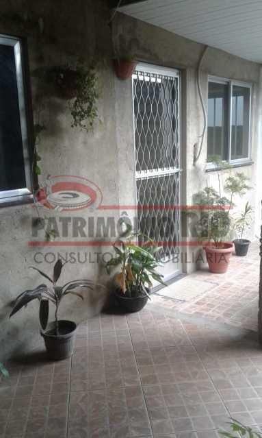 01índice - Excelente casa duplex, 2qtos, vaga de garagem - Condomínio Fechado - Vila Kosmos. - PACN20098 - 4
