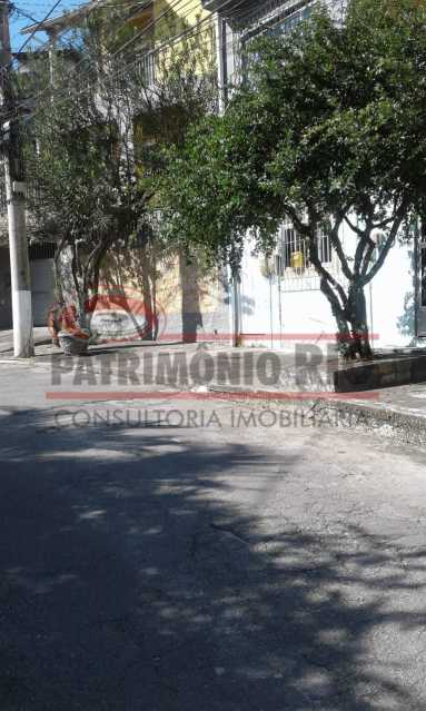 04índice - Excelente casa duplex, 2qtos, vaga de garagem - Condomínio Fechado - Vila Kosmos. - PACN20098 - 3