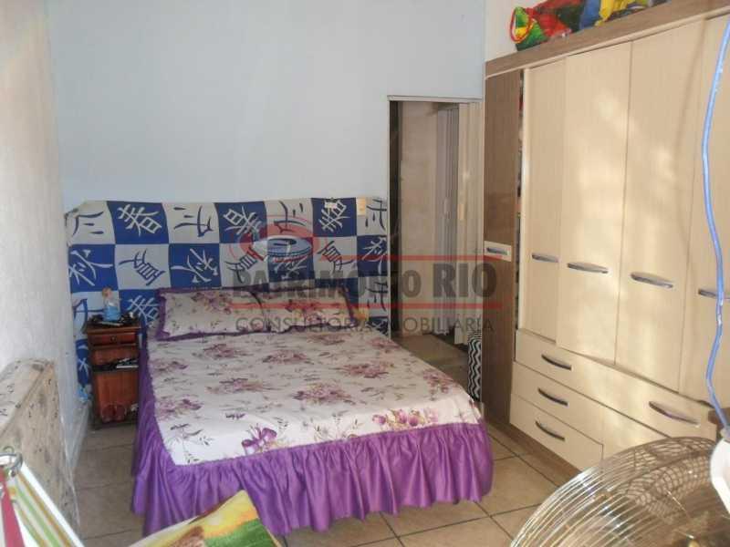 05índice - Excelente casa duplex, 2qtos, vaga de garagem - Condomínio Fechado - Vila Kosmos. - PACN20098 - 13