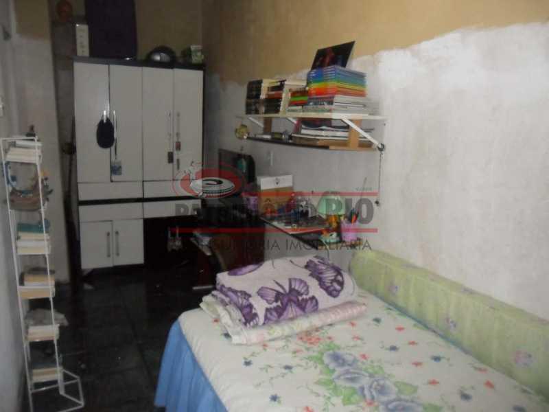 07índice - Excelente casa duplex, 2qtos, vaga de garagem - Condomínio Fechado - Vila Kosmos. - PACN20098 - 15