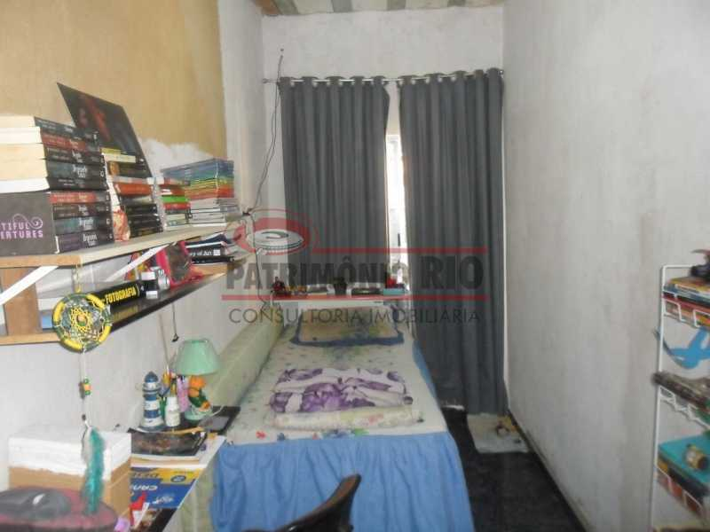 08índice - Excelente casa duplex, 2qtos, vaga de garagem - Condomínio Fechado - Vila Kosmos. - PACN20098 - 14