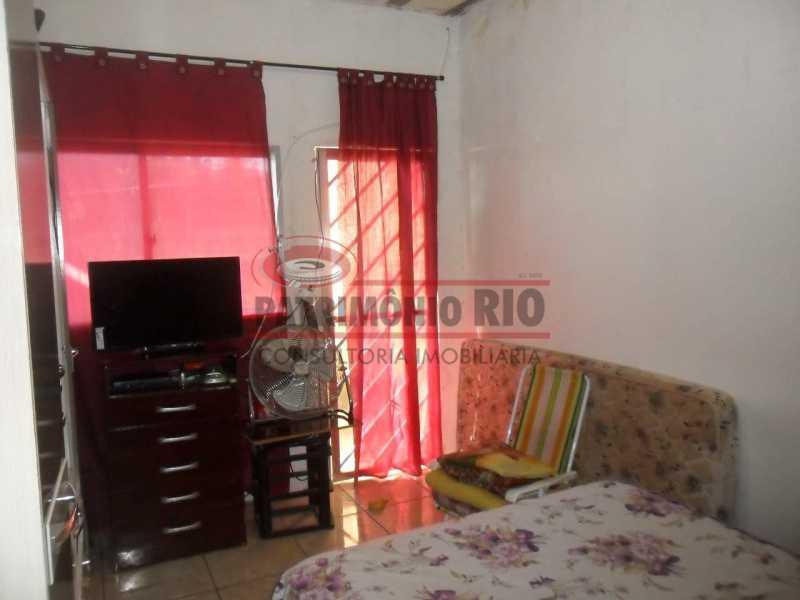 09índice - Excelente casa duplex, 2qtos, vaga de garagem - Condomínio Fechado - Vila Kosmos. - PACN20098 - 16