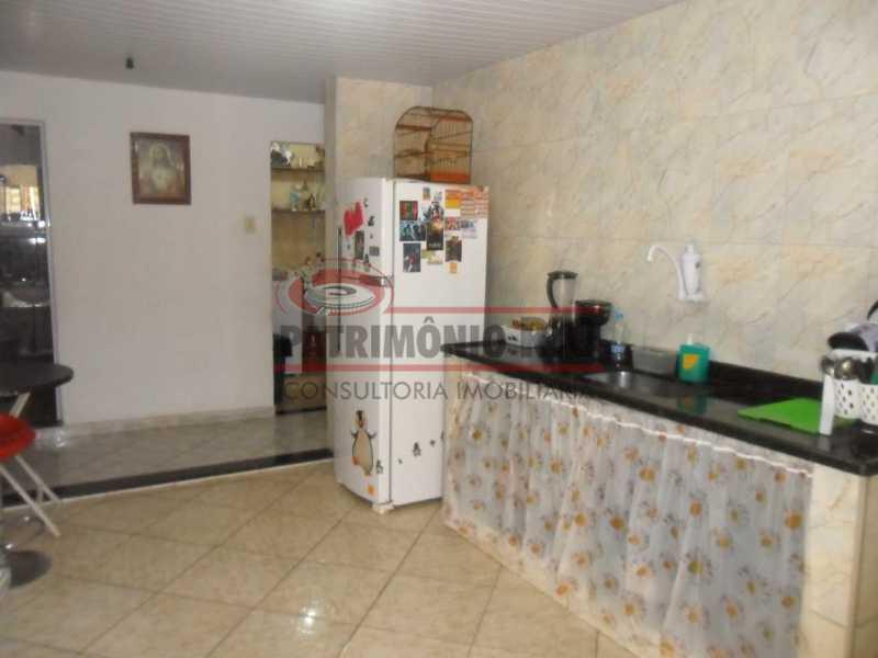 010índice - Excelente casa duplex, 2qtos, vaga de garagem - Condomínio Fechado - Vila Kosmos. - PACN20098 - 17