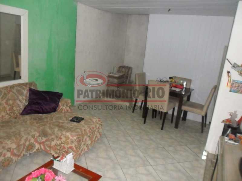 011índice - Excelente casa duplex, 2qtos, vaga de garagem - Condomínio Fechado - Vila Kosmos. - PACN20098 - 9
