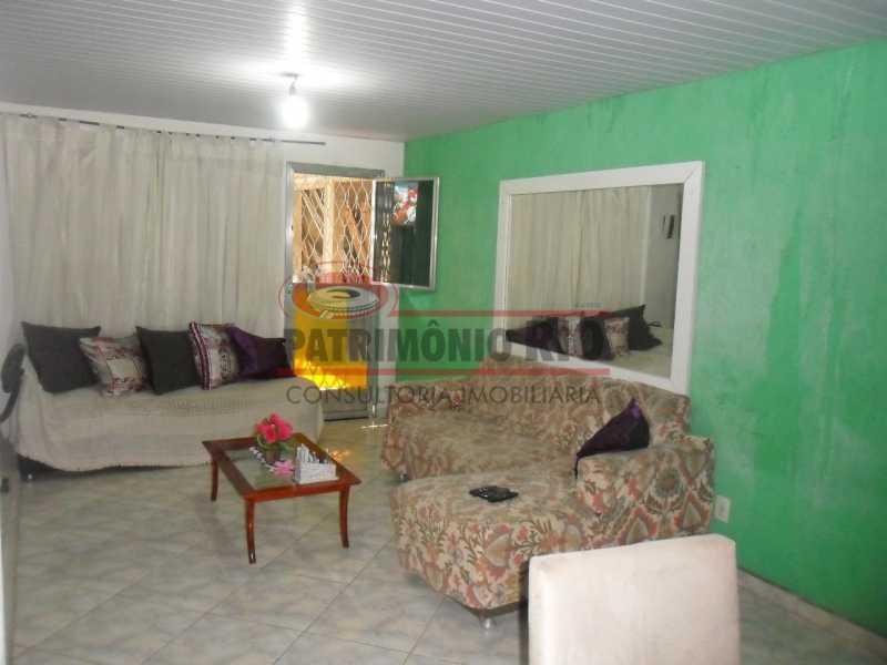 012índice - Excelente casa duplex, 2qtos, vaga de garagem - Condomínio Fechado - Vila Kosmos. - PACN20098 - 8