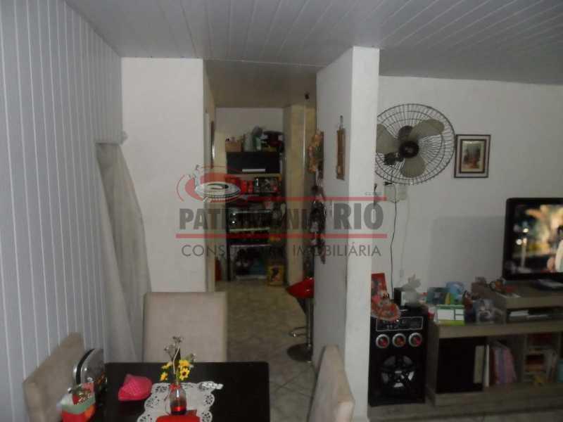 013índice - Excelente casa duplex, 2qtos, vaga de garagem - Condomínio Fechado - Vila Kosmos. - PACN20098 - 12