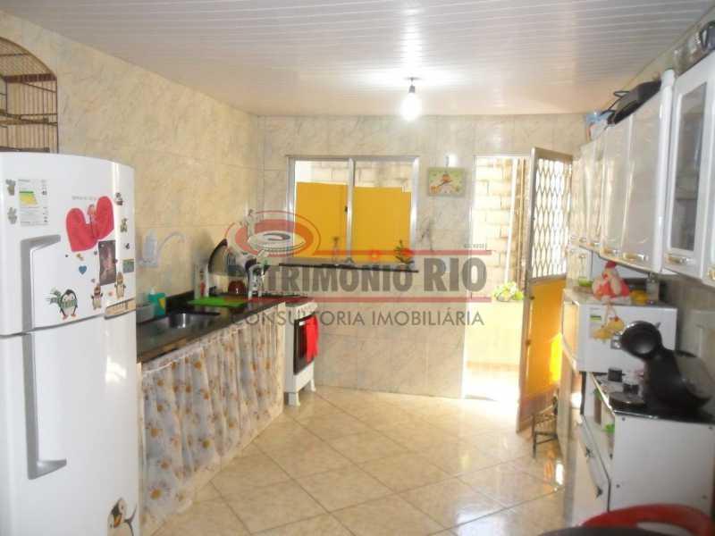 014índice - Excelente casa duplex, 2qtos, vaga de garagem - Condomínio Fechado - Vila Kosmos. - PACN20098 - 18