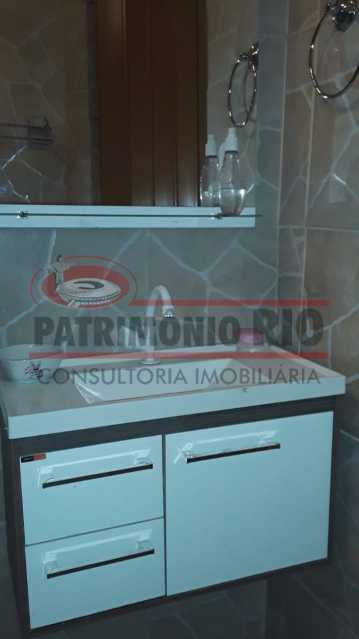 IMG-20200924-WA0050 - Excelente casa duplex, 2qtos, vaga de garagem - Condomínio Fechado - Vila Kosmos. - PACN20098 - 20