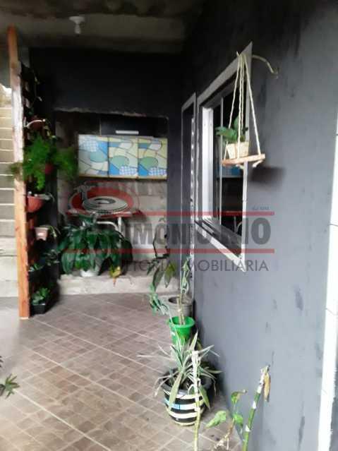 IMG-20200924-WA0052 - Excelente casa duplex, 2qtos, vaga de garagem - Condomínio Fechado - Vila Kosmos. - PACN20098 - 5