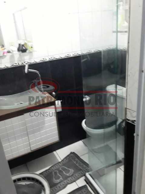 IMG-20200924-WA0054 - Excelente casa duplex, 2qtos, vaga de garagem - Condomínio Fechado - Vila Kosmos. - PACN20098 - 23