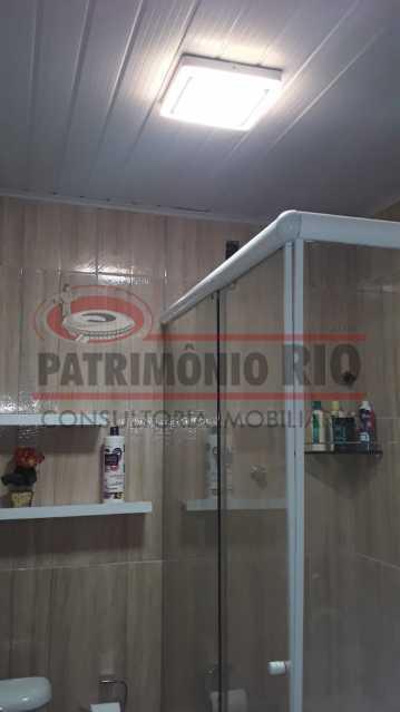 IMG-20200924-WA0055 - Excelente casa duplex, 2qtos, vaga de garagem - Condomínio Fechado - Vila Kosmos. - PACN20098 - 24