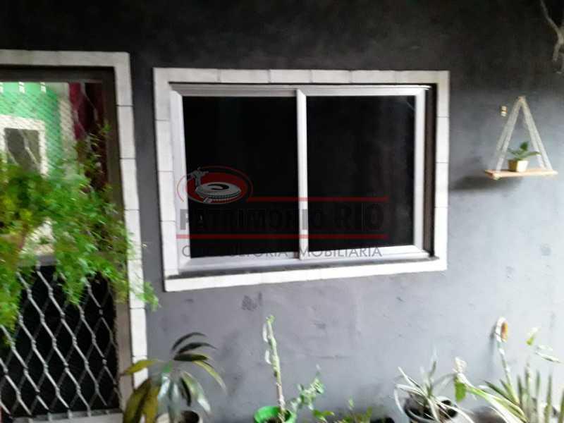 IMG-20200924-WA0056 - Excelente casa duplex, 2qtos, vaga de garagem - Condomínio Fechado - Vila Kosmos. - PACN20098 - 25