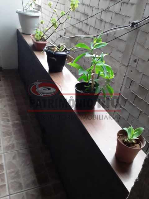 IMG-20200924-WA0058 - Excelente casa duplex, 2qtos, vaga de garagem - Condomínio Fechado - Vila Kosmos. - PACN20098 - 7