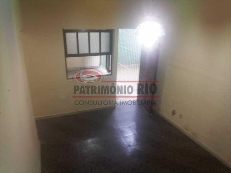 2 - Sala 1. - Apartamento tipo casa de 2qtos - PAAP23439 - 7