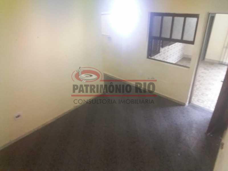 2 - Sala 3. - Apartamento tipo casa de 2qtos - PAAP23439 - 9