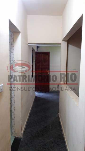3 - Circulação 2. - Apartamento tipo casa de 2qtos - PAAP23439 - 11
